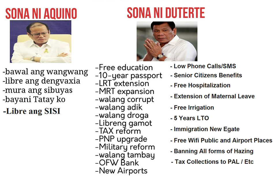 Ano ang mga incontri pangalan ng Pilipinas
