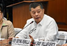 House voids approval of UP Security Bill